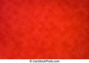 rojo, muselina, fondo