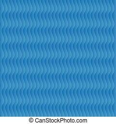 rolando, ondas, azul
