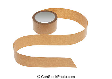 Roll of Packing Tape