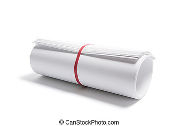 Roll of Papers
