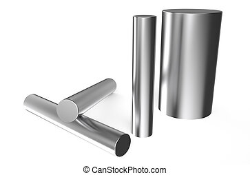 rolled metal, rounds 2