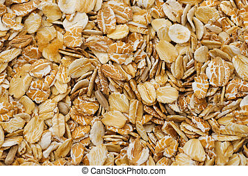 rolled oats backgrounds