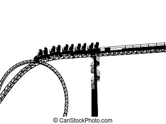 Roller coaster one