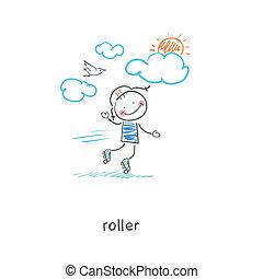 Roller.