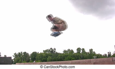 roller jumping - Roller jumping