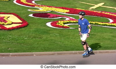 roller walking - Roller walking