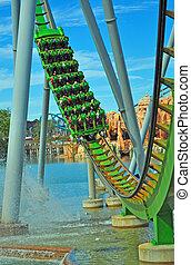 Rollercoaster!