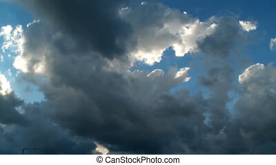 Rolling Clouds 1