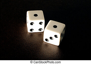 Rolling Snake Eyes on a Pair of Dice