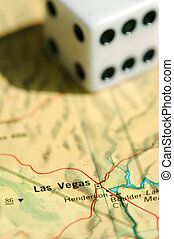 las vegas - rolling the dice in las vegas