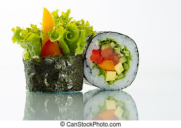 rollo sushi