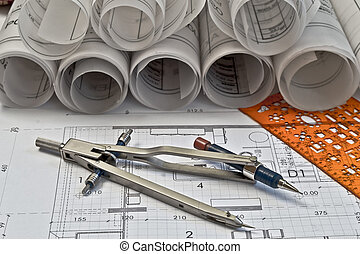rolls, 건축상이다, 계획