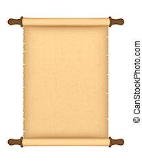 rolo parchment