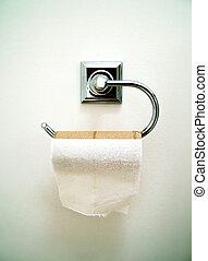 rolo toalete