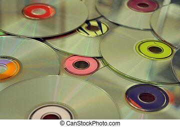 rom dvd, cd
