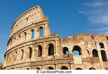 Roma, Colosseo. - The legendary ancient Colosseo or...