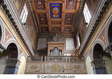 roma, iglesia