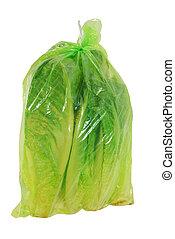 Romaine Lettuce in Bag