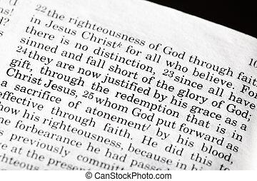 romains, 3:23