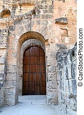Roman amphitheater - El Jem