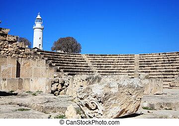 Roman amphitheatre, Cyprus
