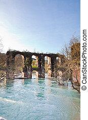 Roman Aqueduct in Epirus
