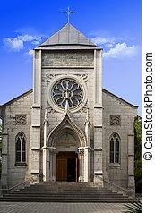 Roman Catholic Church in Yalta, Crimea, Ukraine