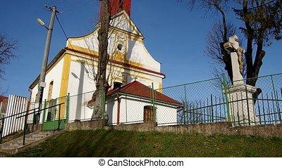 Roman Catholic church of St. Anne i