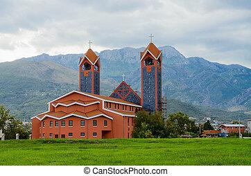 Roman Catholic Church of St. Peter the Apostle, Bar, Montenegro