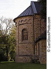 Roman Catholic St. Laurentius - Schledehausen, Roman...
