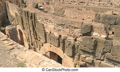 Roman Colosseum, day.