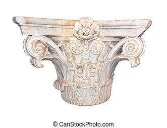 Roman Corinthian capital