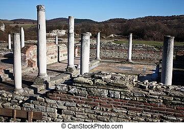 Roman Ruins from Felix Romuliana