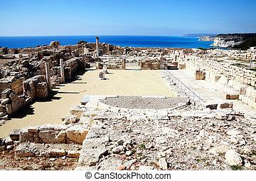 Roman Ruins, Paphos, Cyprus