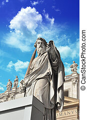 Roman Statue at the Vatican