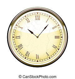 romana, relógio