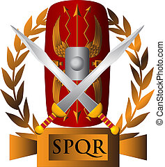romana, símbolo