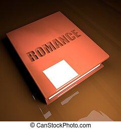 Romance book, 3d