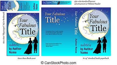 Romance- Book COVER Design - Eye-catching Book Cover Design...