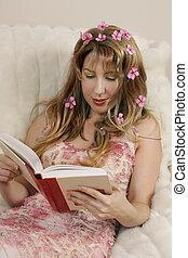 romance, printemps, roman