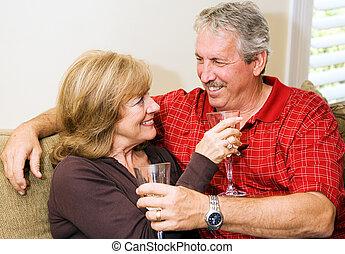 romance, vin