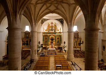 Romanesque Church in Europe