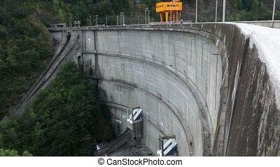 Romania big dam