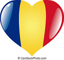 Romania in heart