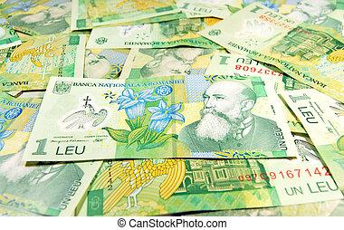romanian, banconotes