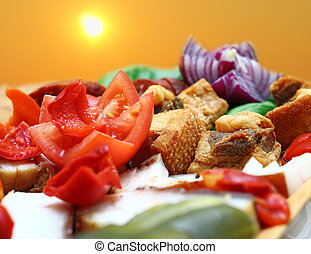romanian traditional appetizer