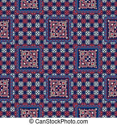 Romanian traditional pattern 59 - Romanian vector pattern ...