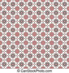 Romanian traditional pattern 78 - Romanian vector pattern ...