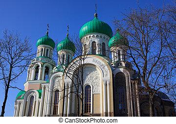 romanov's, vilnius, iglesia
