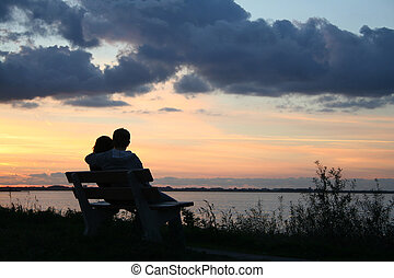 romans, morze